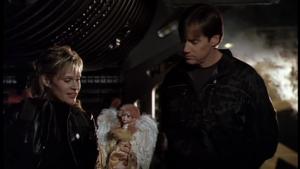 Beka, Clarinthian angel doll, Dylan