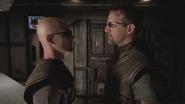 Templar Lieutnant and Pilot S04xE17 Abridging the Devil's Divide
