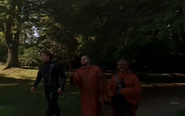 Wikia Andromeda - Thaddeus Blake showing Dylan and Rev around