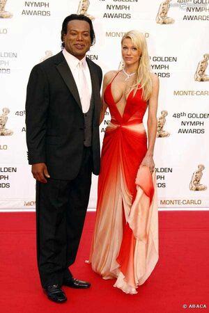 Gianna Patton & Christopher Judge