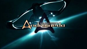 Andromeda title card