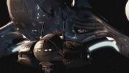Rox Nava's ship S04xE12 The Spider's Stratagem