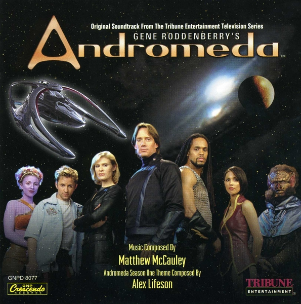 Opening Song Indonesian Vers Cover By: Gene Roddenberry's Andromeda: Soundtrack
