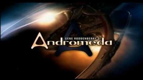 Gene Roddenberry's Andromeda Staffel 3 Intro