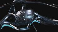 Andromeda Ascendant's Beam Weapon S04xE10 Exalted Reason, Resplendent Daughter