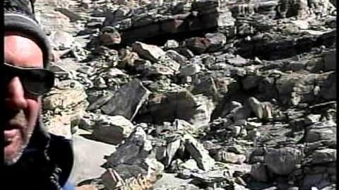 Allan Hills Antarctica video