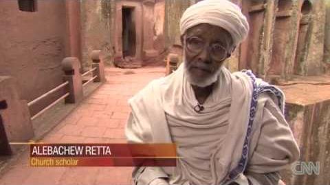 Ethiopia's monolithic churches, religious sites and Orthodox Christians
