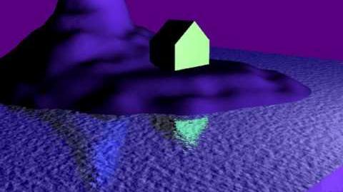 3D flood