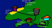 Map of Hejjhog Land