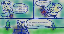 CoffieMan Issue 1