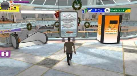 GAME Christmas Shopping Sim