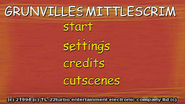 Grunvilles Mittlescrim Starter Screen