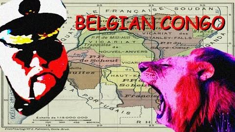 Good Captains Geography Adventures: The Belgian Congo