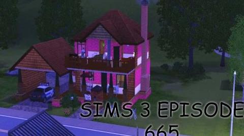 ANDY PLAYS THE SIMS 3 PART 9
