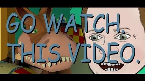 "Go Watch ""The Search for Crash Bandicoot Chapter 1"""