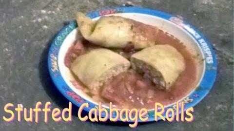 Stuffed Cabbage Rolls- Comfy Cooking