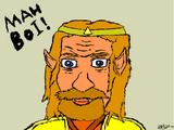 King Harkinian (drawing)
