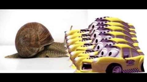 Drunk Snail reviews episode 1 Turbo