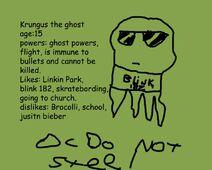 Ghost oc