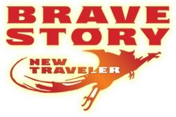 Brave Story New Traveler Logo