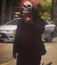Dante-masked