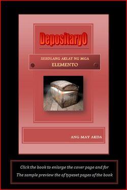 DepositaryO Book Cover