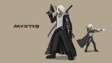 Mystiq sketch 04