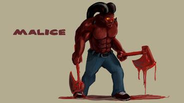 Malice sketch 03