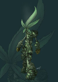 World's Wickedest Weed Pathetic Virgin by Sean-Loco-ODonnell
