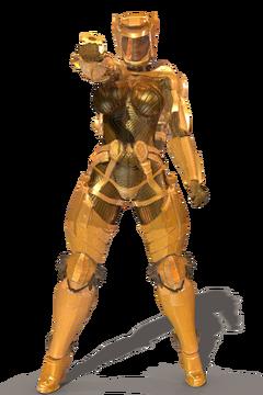 MarkII Armor