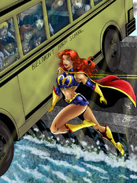 Mindy-Marvel-Bus