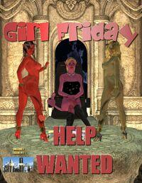 Girl Friday1-1 Cover