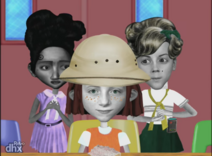 Angela Anaconda 106 -Model Behavior 3-51 screenshot