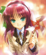Angel Beats! -Track Zero- Chapter 5 - Yuri 3