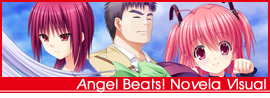 Angel Beats! Novela Visual