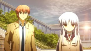 Angel Beats! - 13 - Last Scene