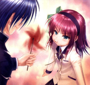 Angel Beats! -Track Zero- Chapter 6 - Yuri 1