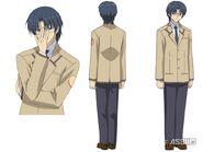 Takamatsu anime design