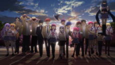 Angel Beats characters