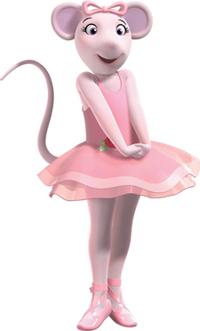 Angelina Mouseling | Angelina Ballerina The Next Steps ...