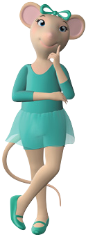 Angelina ballerina alice