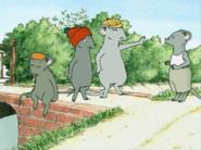 William, Sammy, and Sammy's Gang