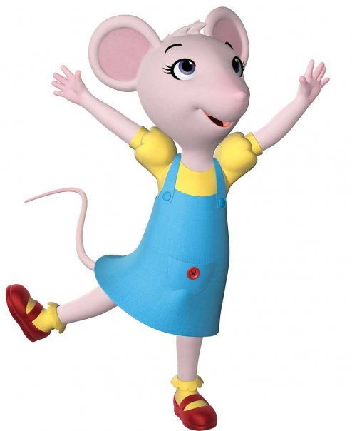 Polly Mouseling | Angelina Ballerina Wiki | FANDOM powered ...