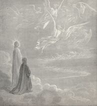 Paradiso Illustration by Gustave Doré