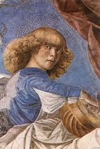 Da Forli - Music-Making Angel
