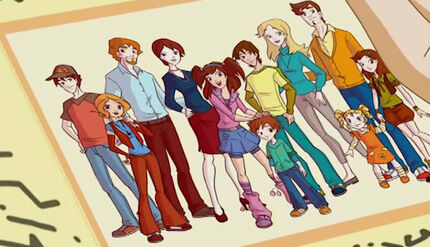 Caterina Family