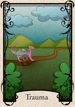 Trauma card