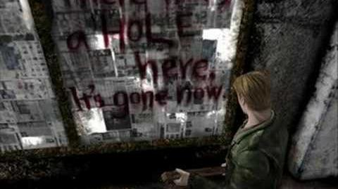 Silent Hill 2 Siren