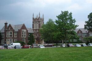 PrincetonHighSchool Front