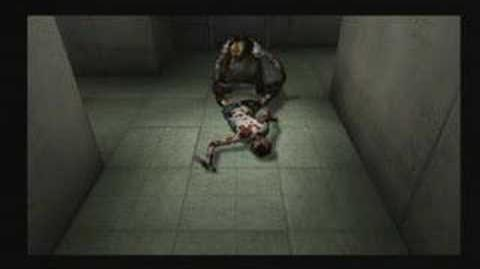Valtiel Game Over - Silent Hill 3